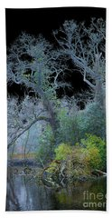 Mystical Wintertree Hand Towel
