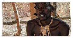 Namibia Tribe 2 - Chief Hand Towel