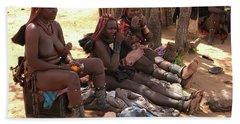 Namibia Tribe 2 Hand Towel