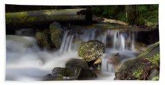 Nancy Creek 5 Bath Towel by Loni Collins