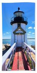 Nantucket Lighthouse - Y3 Bath Towel