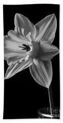 Narcissus Flower Bath Towel