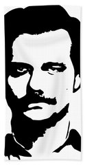 Narcotraficante Hand Towel