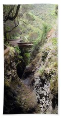 Narrow Path Bath Towel