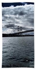 Narrows Bridge Bath Towel
