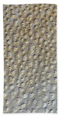 Nasa Image- Star Dunes, Algeria-2 Bath Towel