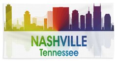 Nashville Tn Hand Towel