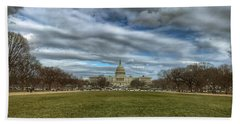 National Mall Bath Towel