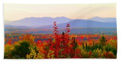 National Scenic Byway Bath Towel