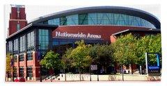 Nationwide Arena Bath Towel