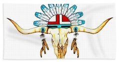 Native Guide Bath Towel
