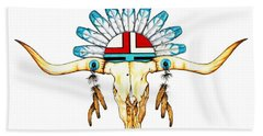 Native Guide Hand Towel