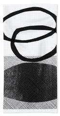 Natural Balance- Abstract Art Hand Towel