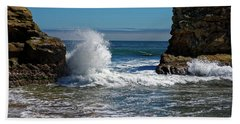 Natural Bridges State Park Bath Towel