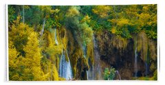 Nature Photography Collection Bath Towel