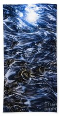 Natures Abstract Hand Towel