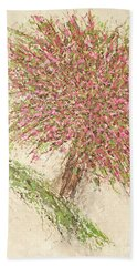Nature's Fireworks Hand Towel
