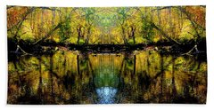 Natures Gate Hand Towel