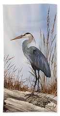 Nature's Gentle Beauty Hand Towel by James Williamson