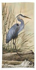Nature's Harmony Bath Towel by James Williamson