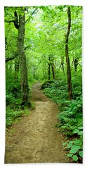 Nature's Path Hand Towel
