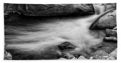 Bath Towel featuring the photograph Nature's Pool by James BO Insogna