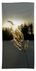 Nature's Stars Hand Towel by Rose-Marie Karlsen
