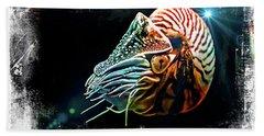 Nautilus Dreams Hand Towel