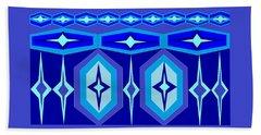 Navajo 7 Hand Towel by Linda Velasquez