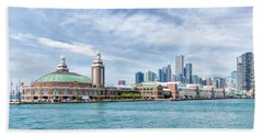 Navy Pier - Chicago Bath Towel