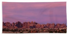 Needles Sunrise Hand Towel