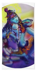 Neelakanth Shiva  Bath Towel