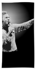 Neil Diamond Reaching Out Hand Towel