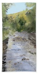 Neils Creek 2018 Bath Towel