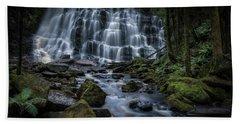 Nelson Falls Bath Towel