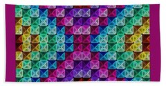 Neonbow Hand Towel