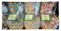 Nerds Smarties And More Candies Bath Towel