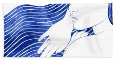 Nereeid Xxv Hand Towel