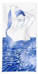 Nereid Viii Hand Towel