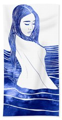 Nereid Xii Hand Towel
