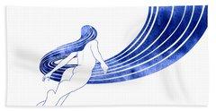 Nereid Xiii Hand Towel