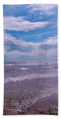 Neshotah Beach 3 Hand Towel