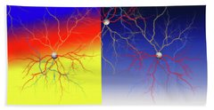 Neuron X2x Cluster Hand Towel