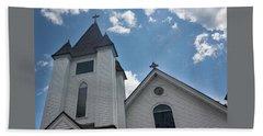 New England Church Hand Towel