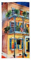 New Orleans' La Fitte's Guest House Hand Towel