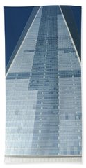 New World Trade Center Hand Towel