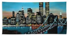 New York 910 Bath Towel