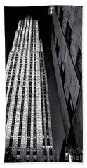 New York City Sights - Skyscraper Hand Towel