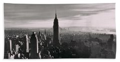 New York City Untitled Nine Bath Towel