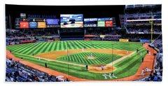 New York City Yankee Stadium Hand Towel